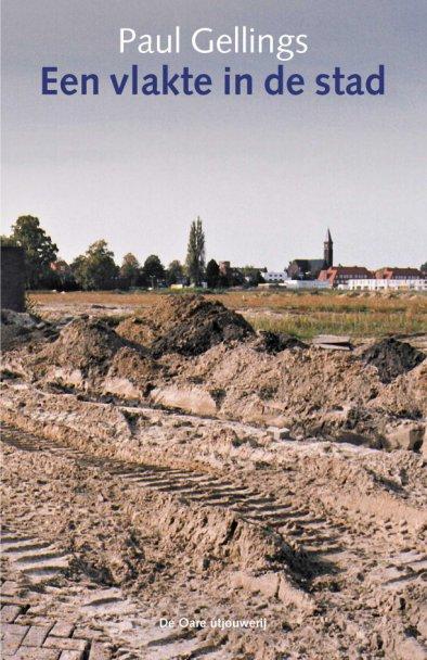 Een vlakte in de stad