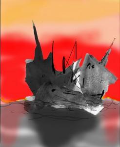 Verbrande schepen