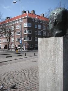 Amsterdam in april 096